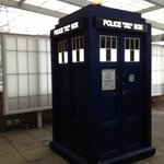 Tardis (time and relative dimension in space)