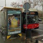 Bus no. 14 bus stop