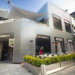 Emporio Armani Restaurant Foto