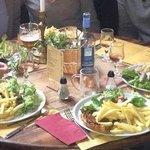 Repas au Vieux de la Vieille Lille