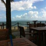 View to Beqa island