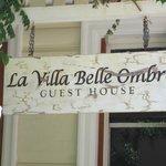 Photo de La Villa Belle Ombre