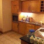 Good kitchen facilities