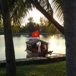 river boat, alternative transport to Hoi An