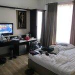 chambre du premier étage