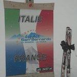confine fra Italia e Francia