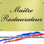 1er Maître Restaurateur de la Région