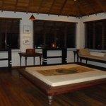 Maldavian Lounge above the Sails Bar