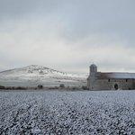 alrededores de Muñico en enero 2013