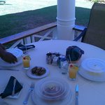 breakfast! yum!