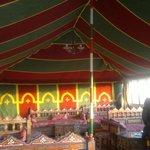 Breakfast Tent