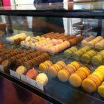 Macarons from Baroque