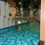 hotel pool - long and narrow