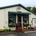 entrance to Owls Head General Store