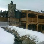 Trout pond suites-winter