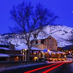 Winter is beautiful in Lake Chelan