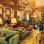 Le Pavillion, New Orleans - lobby