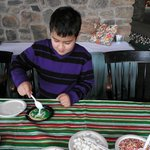 Making Xmas Cookies Fireside Event