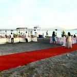 Wedding site ceremony