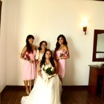 My Wife and 3 beautiful daughters in the room