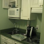 The Beacon's USP -- its kitchenette