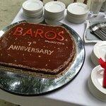 Baros special Cake