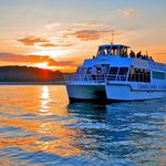Sunset Dinner Cruise aboard the TSMV Gunnamatta
