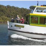 MV Tom Thumb III on her 3 hour Port Hacking Scenic River Cruise