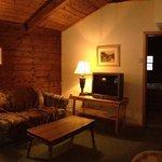 Inside Cabin #5