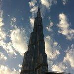 la tour burj khalifa, une merveille de 828m
