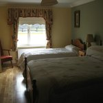 One of the Self-Catering Holiday House Bedrooms