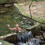 A cool dip