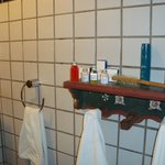 Banheiro- Suíte Pacuíba