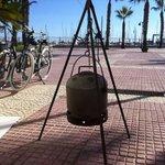 Tradicional caldero del Mar Menor