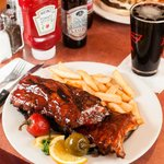 Full Rack of Baby Back Ribs