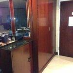 Entrance Hallway to Room
