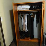 Storage for clothes