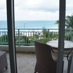 Junior Suite Ocean Front - loved watching the sunsets here