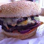 6oz BBQ Burger