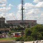 Torre de TV e Estadio Mané Garrincha