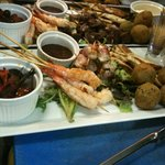 Amazing tapas available for functions