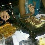 Pizzaaaaa's time ! @El horno de Juan