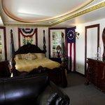 La chambre de la suite Bill et Monica (55912105)
