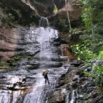 high and wild canyoning