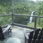 View of Falls from Lanai