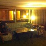 living room in Suite 2803
