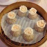 Prawn xiao long bao... tasty!