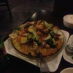 Pan Fried Noodles (combo)