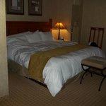 King Sleep Number Bed : )