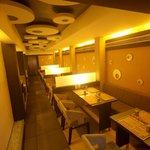THEERTHA,1st floor restaurant